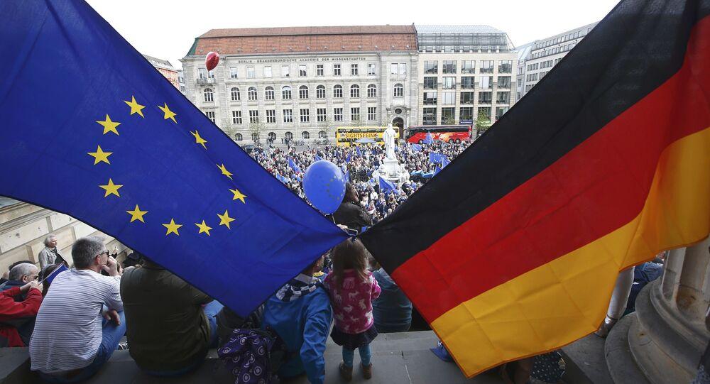 Avrupa'nın 60 kentinde AB'ye destek mitingi