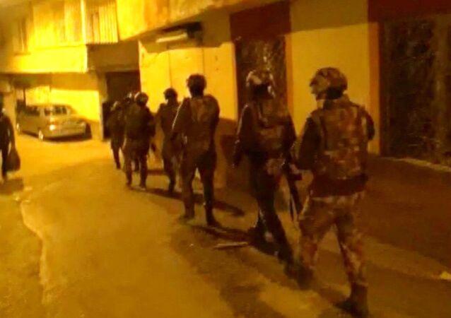 Gaziantep'te IŞİD operasyonu:  gözaltı
