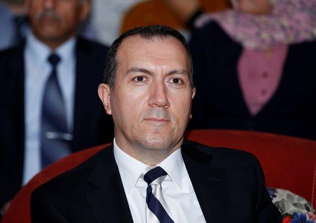 Türkiye'nin Bağdat Büyükelçisi Fatih Yıldız