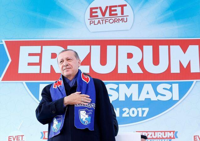 Recep Tayyip Erdoğan / Erzurun