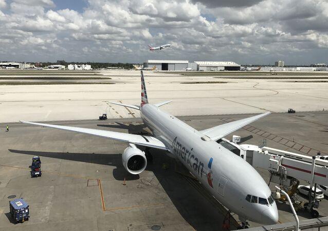 ABD'de havaalanı