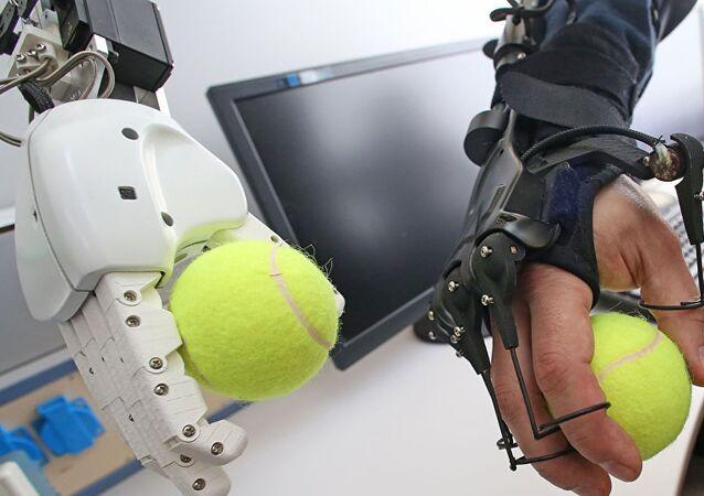 Rus avatar robot FEDOR