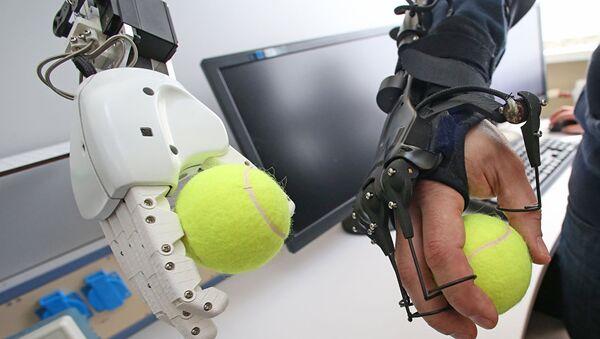 Rus avatar robot FEDOR - Sputnik Türkiye
