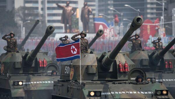 Kuzey Kore ordusu - Sputnik Türkiye