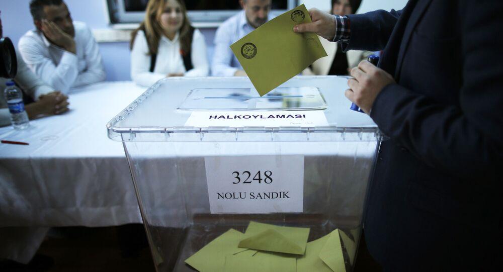 Türkiye'de referandum