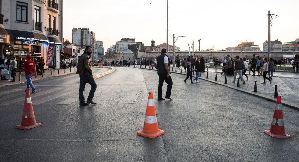 Taksim- Referandum