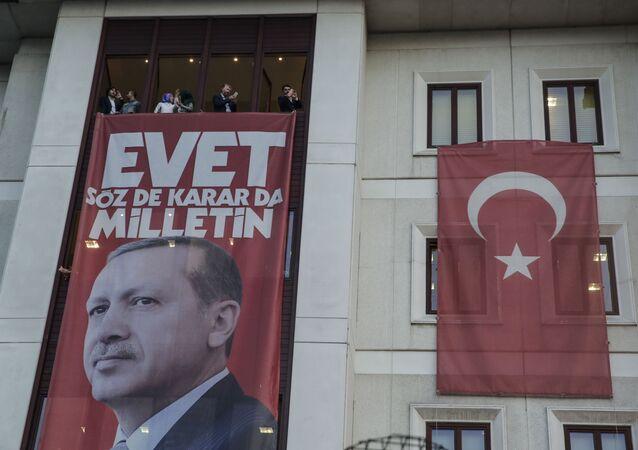AK Parti İstanbul İl Başkanlığı