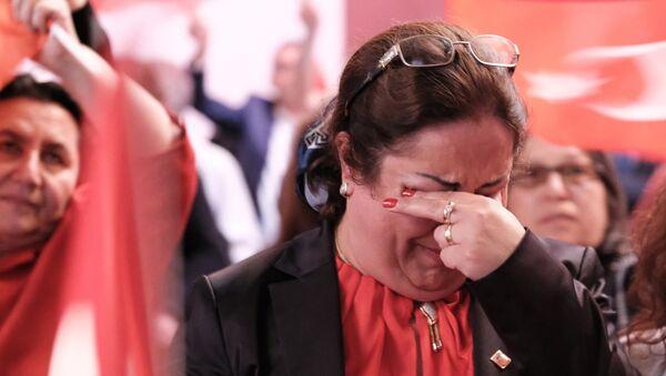 Almanya'da yaşayan Türkiye vatandaşları - Sputnik Türkiye