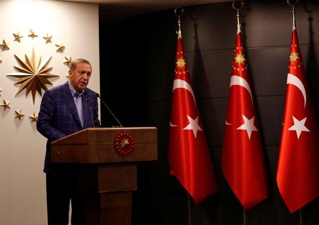 Recep Tayyip Erdoğan / Huber Köşkü