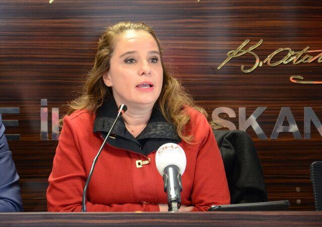 CHP Genel Başkan Yardımcısı Yasemin Öney