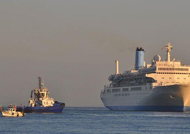 Kruvaziyer Gemi
