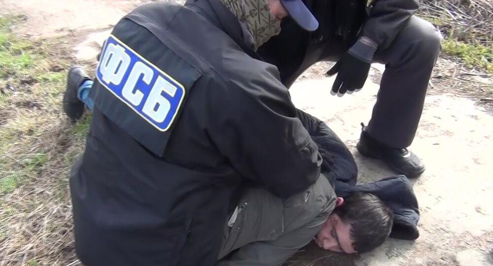 St. Petersburg saldırısı planlayıcılarından Abror Azimov yakalandı.