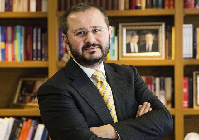 AA Yönetim Kurulu Başkanı ve Genel Müdürü Şenol Kazancı