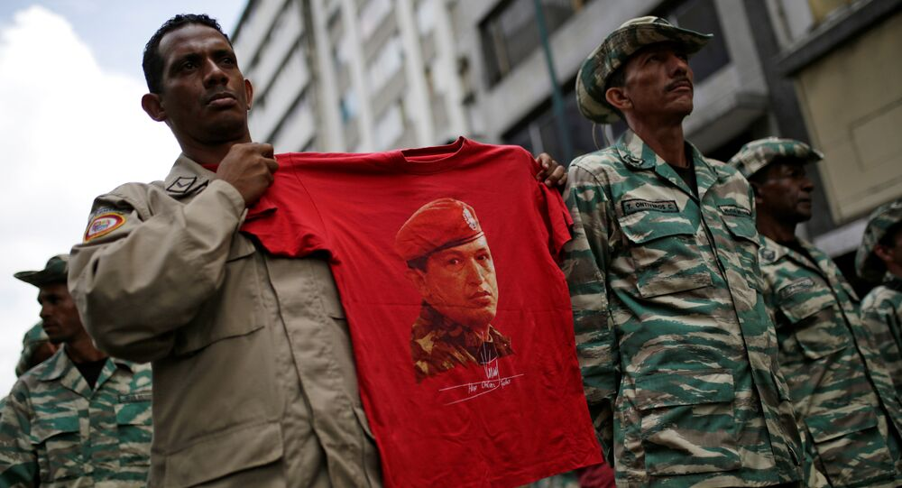Venezüella askerleri