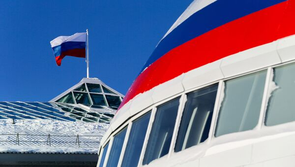 Rusya Savunma Bakanlığı'ndan bir ilk: 'Arktik Yoncası'na yolculuk - Sputnik Türkiye