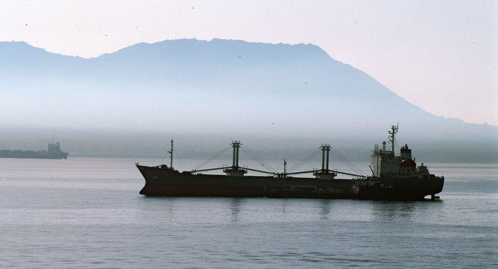 Kargo gemisi