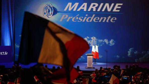 Ulusal Cephe (FN) lideri Marine Le Pen - Sputnik Türkiye