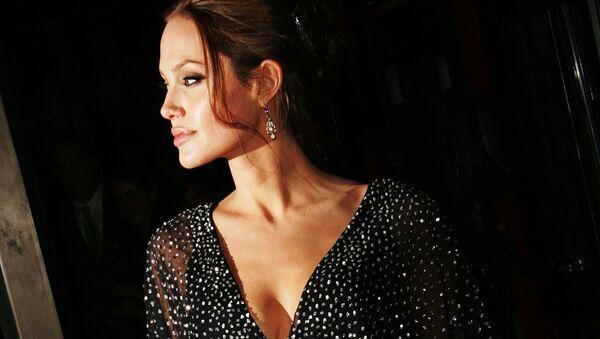 ABD'li aktris Angelina Jolie. - Sputnik Türkiye