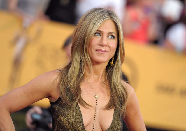 ABD'li aktris Jennifer Aniston.