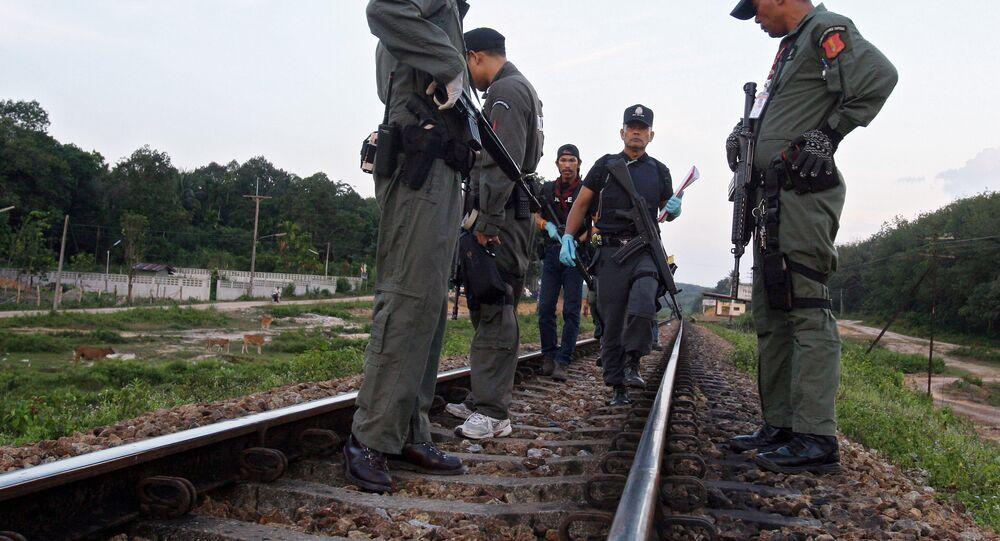 Tayland polisi