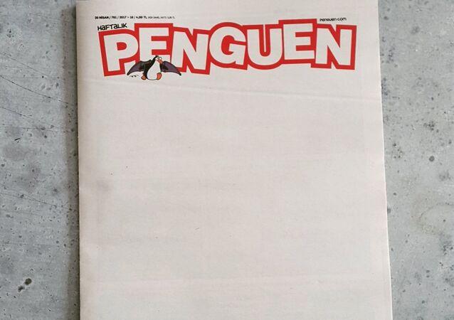 Penguen dergisi