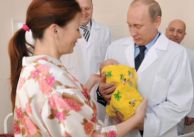 Rusya'da çocuklara 'tuhaf' isim vermek artık yasak