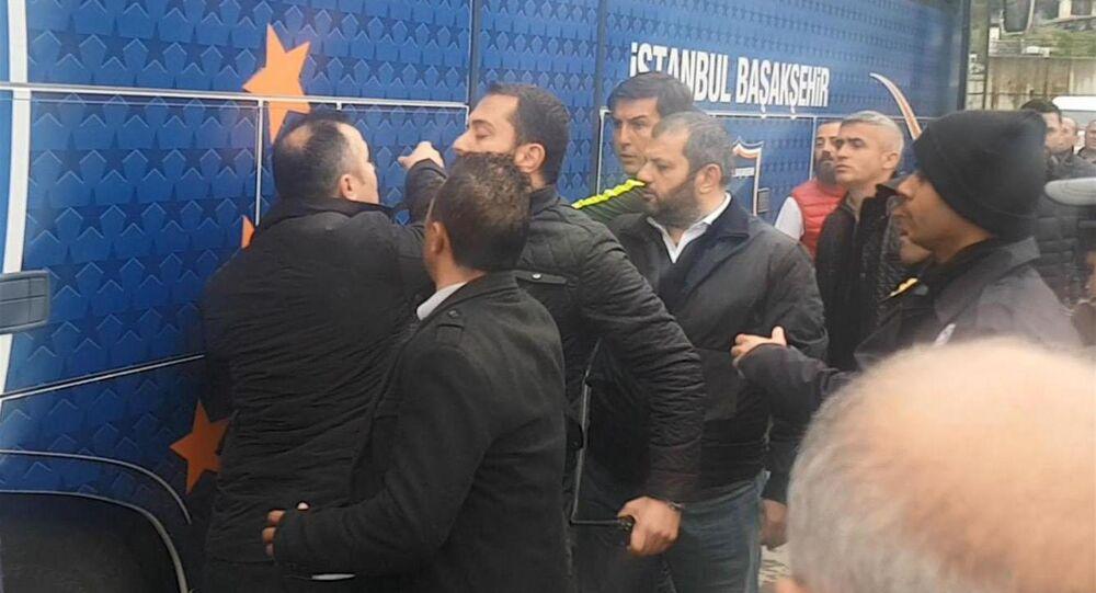 Çaykur Rizespor-Medipol Başakşehir maçı sonrası