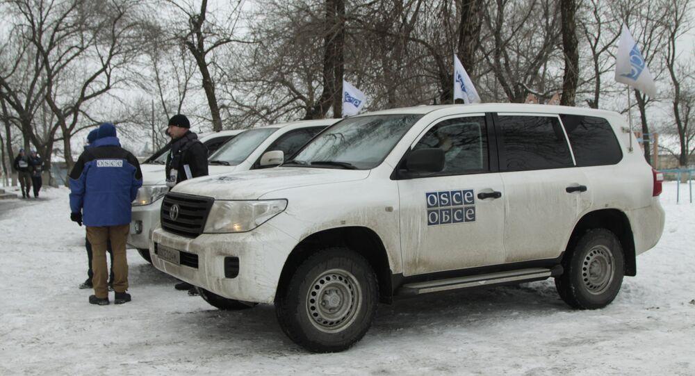 AGİT'in Ukrayna misyonu