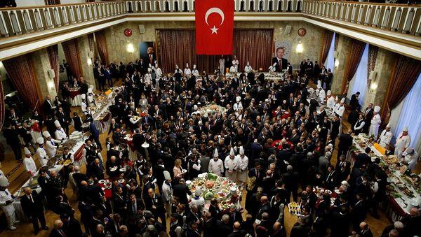 TBMM Şeref Salonu'nda verilen 23 Nisan resepsiyonu - Sputnik Türkiye