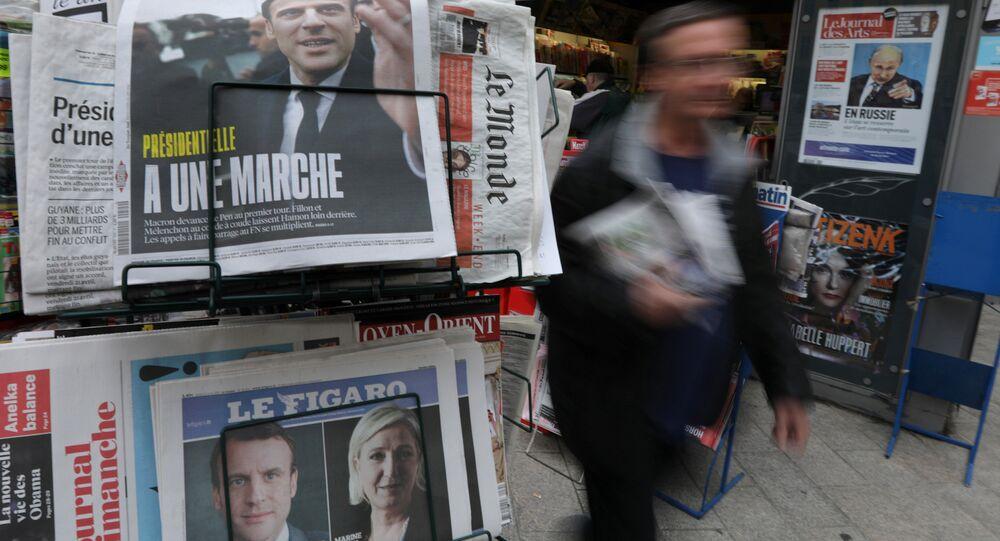Fransa cumhurbaşkanlığı seçimleri