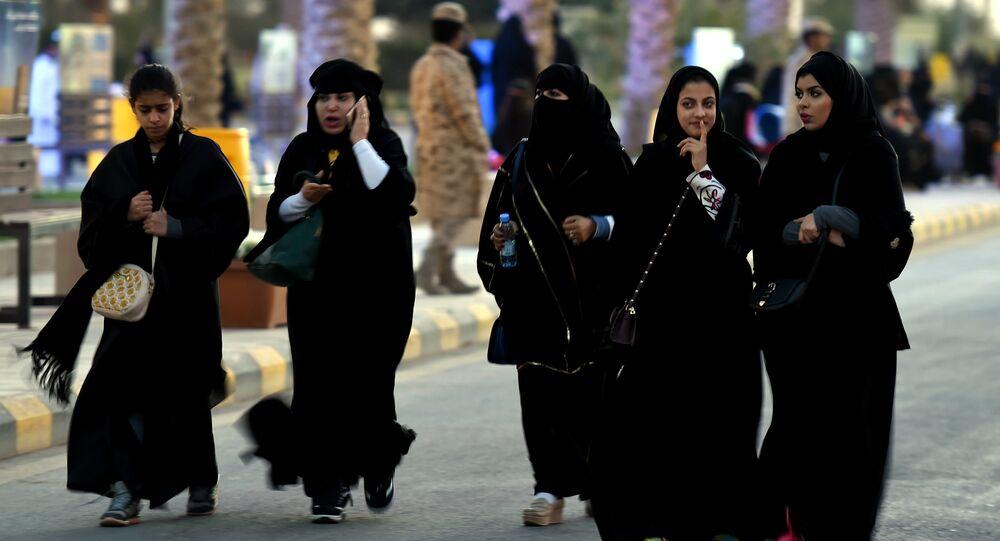 Suudi Arabistan'da kadın hakları / Suudi kadını
