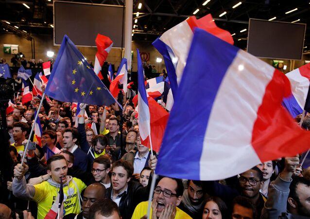 Fransız seçimleri Batı basınında