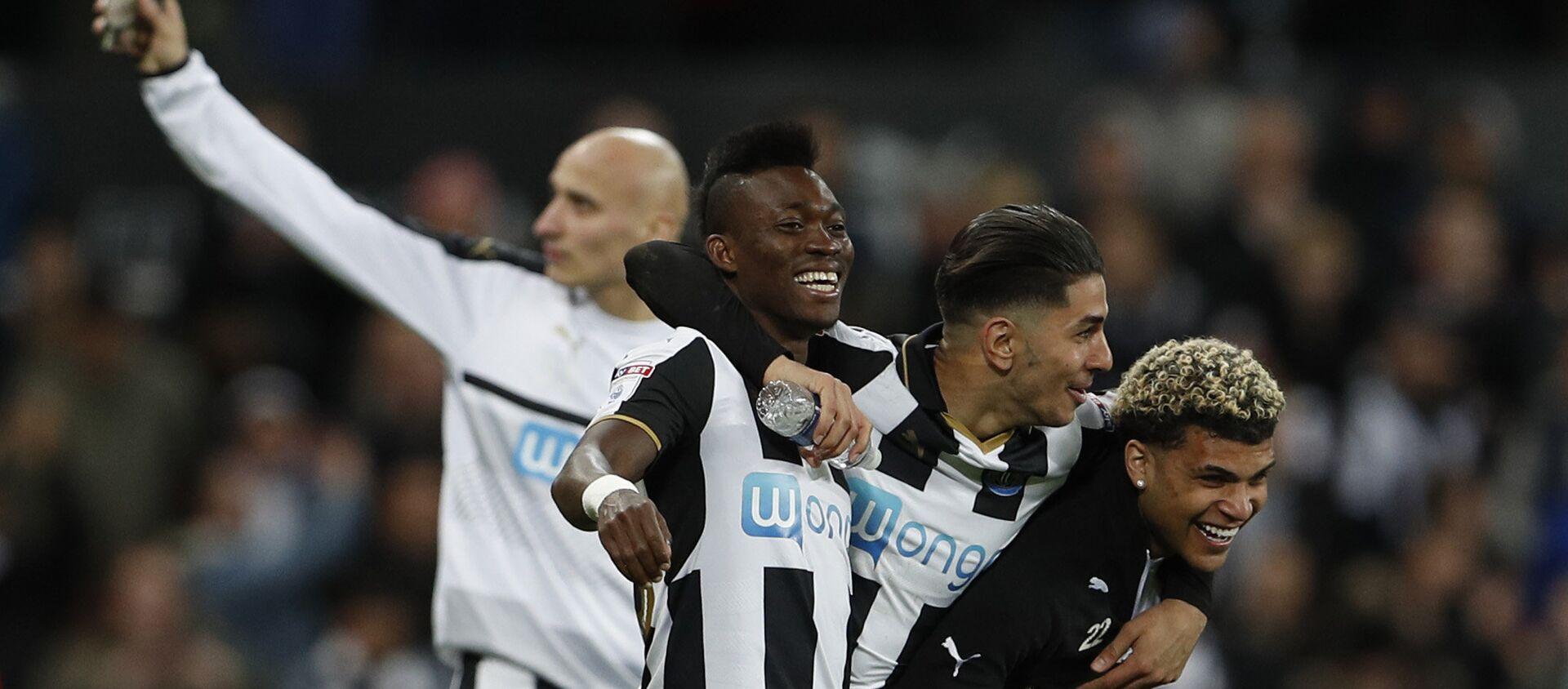 Newcastle United - Sputnik Türkiye, 1920, 24.04.2017