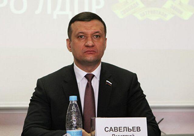 Dmitriy Savelyov