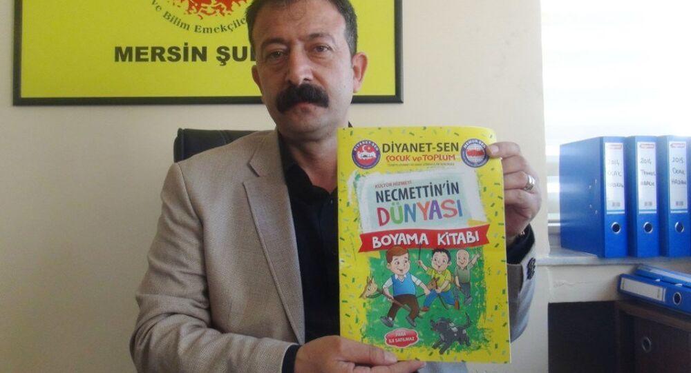 'Anaokulunda cihad tavsiyeli boyama kitabı dağıtıldı' iddiası