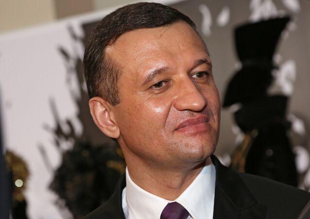 Rusya parlamentosu alt kanadı Devlet Duması Güvenlik ve Yolsuzlukla Mücadele Komisyonu Başkan Birinci Yardımcısı Dmitriy Savelyov