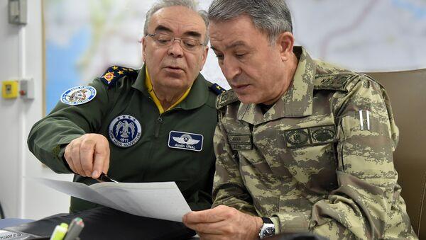 TSK'dan Şengal'e hava harekatı - Sputnik Türkiye