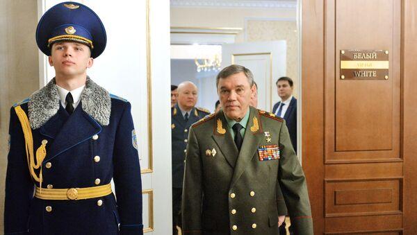 Valeriy Gerasimov - Sputnik Türkiye