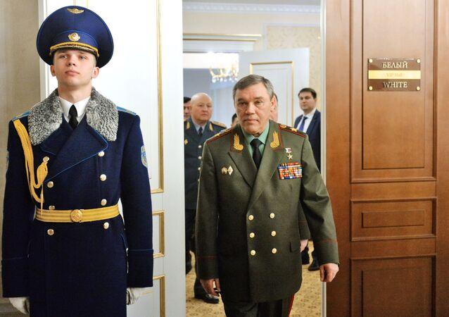 Valeriy Gerasimov