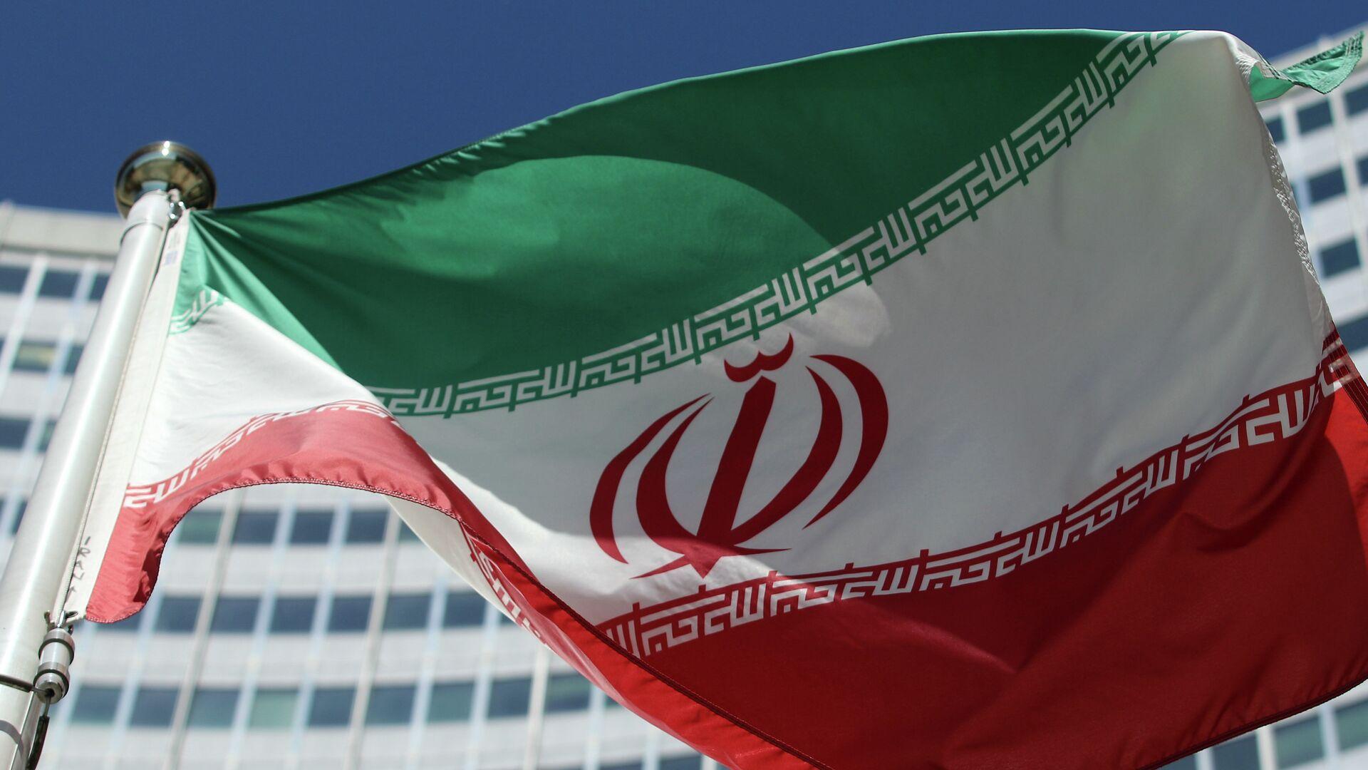 İran bayrağı - Sputnik Türkiye, 1920, 07.08.2021