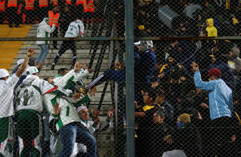 Palmeiras - Penarol maçı