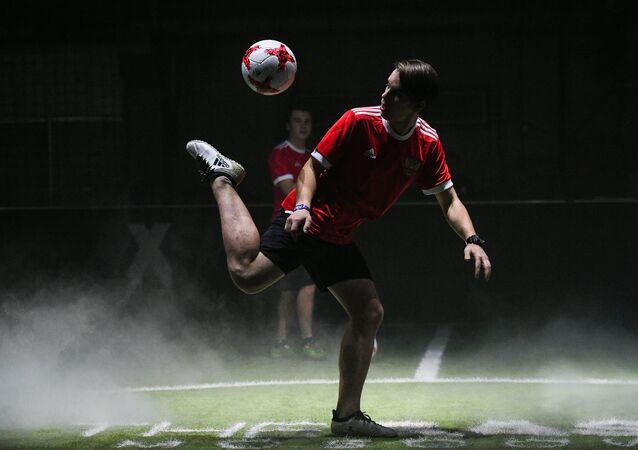 2017 FIFA Konfederasyonlar Kupası