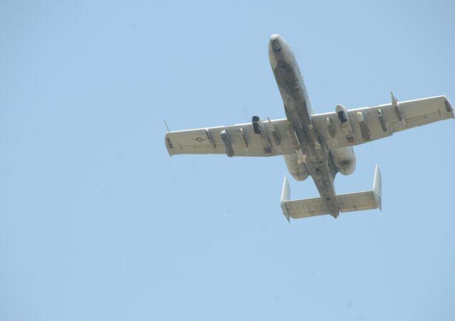 Türkiye-Suriye sınırında uçuş yapan koalisyon uçakları
