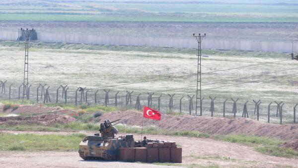 TSK, Türkiye-Suriye sınırına konuşlu - Sputnik Türkiye