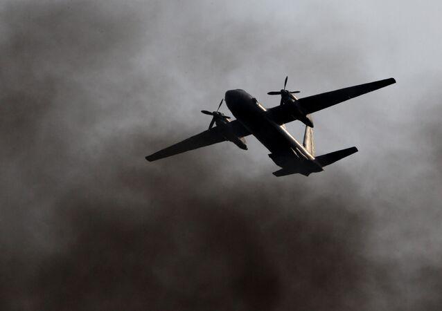 An-26 tipi uçak (Arşiv)