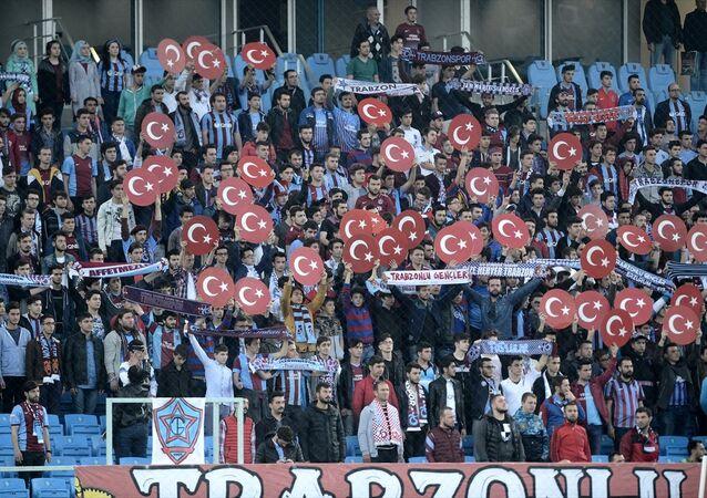 Trabzonspor tribünleri