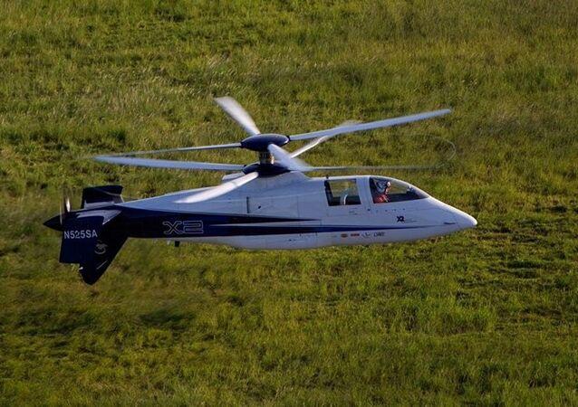 Sikorsky X2 Technology