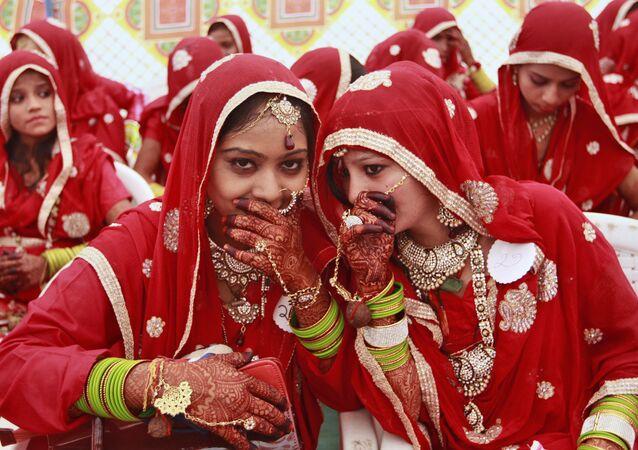 Hindistan- düğün
