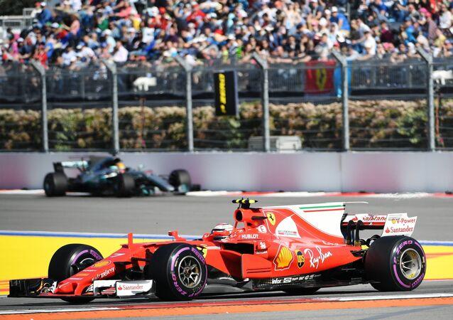 Formula 1'de sezonun 4. ayağı Rusya Grand Prix'si