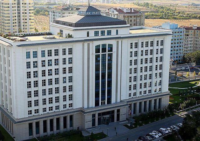 AK Parti binası
